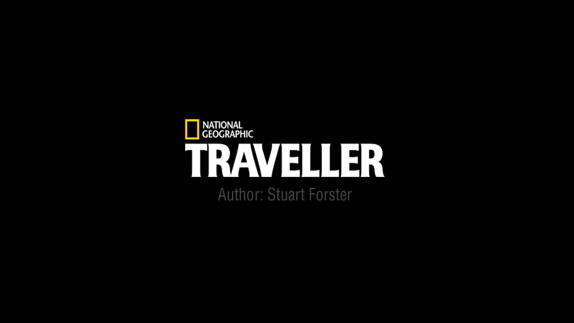 NatGeo Traveller logo - Bandos