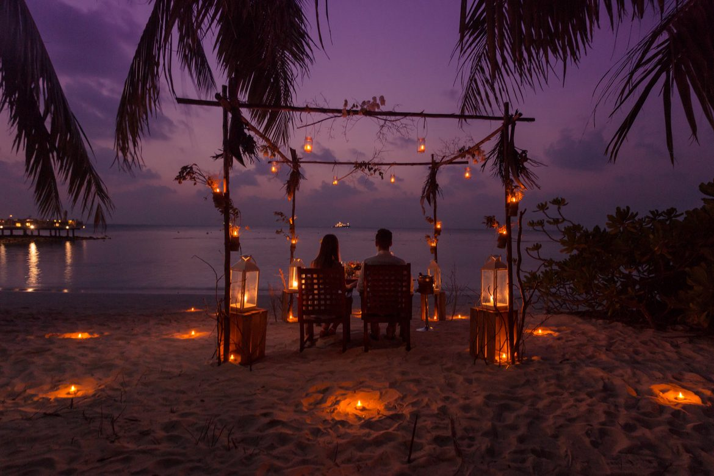 Retreat to romance