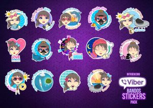Viber sticker pack