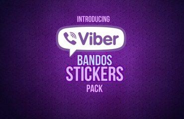 Viber sticker header